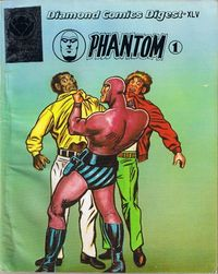 Diamond Comics Digest: Phantom 1 - PhantomWiki
